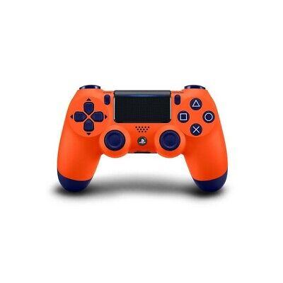 Brand New Ps4 Dualshock 4 Wireless Controller - Color Sunset Orange