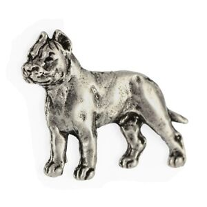 Cane Corso, silver covered pin, high qauality Art Dog CA - <span itemprop='availableAtOrFrom'>Zary, Polska</span> - Cane Corso, silver covered pin, high qauality Art Dog CA - Zary, Polska