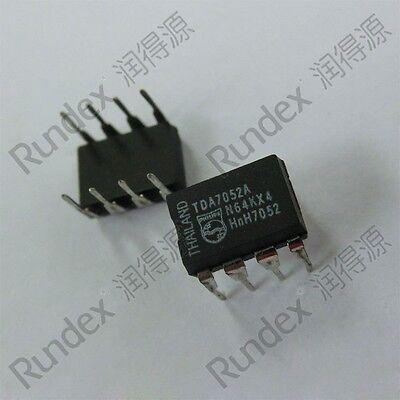 Philips Tda7052a Sop-8 1 W Btl Mono Audio Amplifier