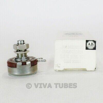 Nos Nib Vintage Allen-bradley Slotted Bias Trim Potentiometer 1 K 1000ohm Ohm