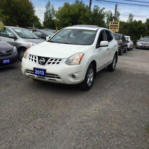 2013 Nissan Rogue CERTIFIED SPECIAL EDITION PEARL
