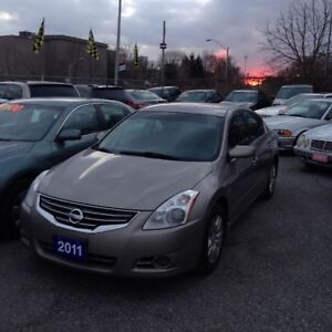 2011 Nissan Altima PERFECT FOR UBER DRIVERS- FULLY CERTIFIED