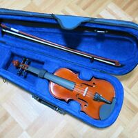child's violin 1/4 size, high quality