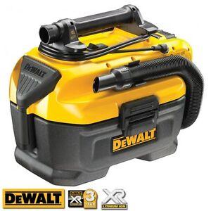 Dewalt DCV582 XR Wet & Dry 240v & Cordless Vacuum / Hoover