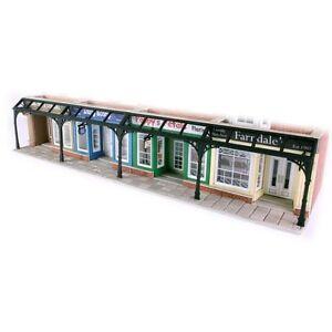 PO572  00 Gauge Mini  Arcade Fronts Metcalfe Model Kit Building