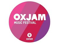 Graphic Designer Volunteer - Oxjam Dalston 2016 Music Festival