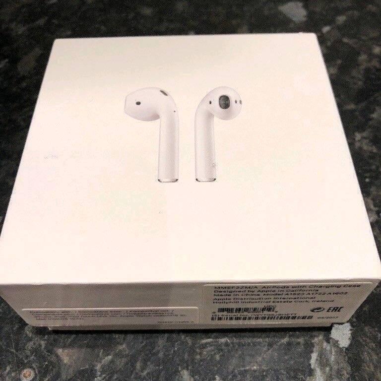 c172386cf90 Apple Airpods wireless headphones BNIB | in Isle of Wight | Gumtree