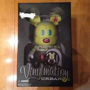 Disney Mickey Mouse Vinylmation Dunny Limited to 500 Worldwide