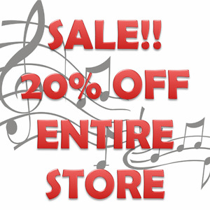 Retirement SALE! STARTING at 20% OFF!!