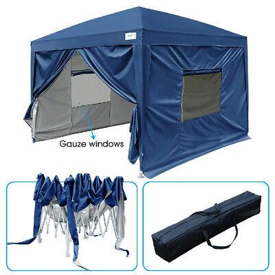 Upgraded Quictent 8X8 EZ Pop Up Canopy Party Tent Gazebo w/