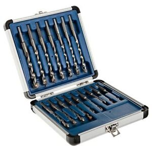 16PC DRILL ALL DRILL BIT SET