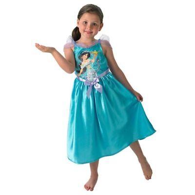 Disney Jasmine Storytime Prinzessin Kostüm Kinderkostüm Gr. M - Jasmin Kostüm Kinder