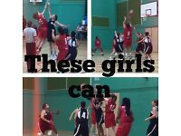 Female Basketball Players - Stoke on Trent