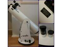 200mm Skywatcher Dobsonian Telescope