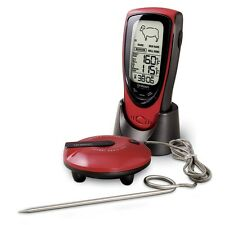 Oregon Scientific AW131 Grill Right Wireless Talking BBQ Oven Thermometer
