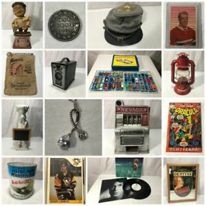 Collectibles - Online Auction
