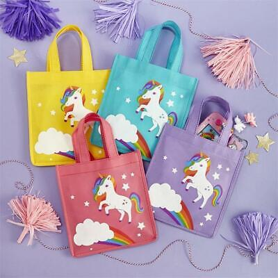 Trendsetting Style Eye-Catching Sparkle Unicorn Favor Fabulous Bag Look