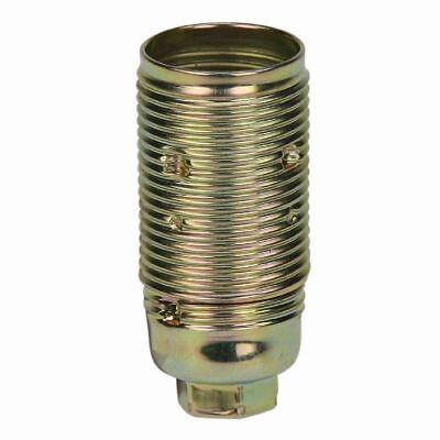 Metallfassung mit Gewinde E14