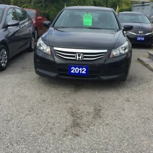 2012 Honda Accord 100% APPROVED-SPECIAL EDITION 2.4L i-Vtec