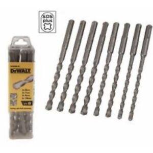 Dewalt Sds Plus Drill Bit Set (8 Pieces, DT60300 QZ