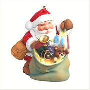 Hallmark Santa's Magic Sack 2005