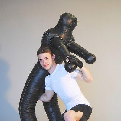 Wurfpuppe, Ringerpuppe - anatomisch überarbeitet. Ringen, Judo, Ju Jutsu, MMA ()