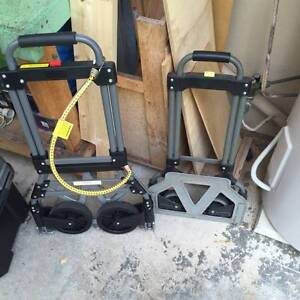 Hand truck, medium and small Blair Athol Port Adelaide Area Preview
