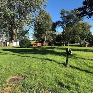 Land Property, Residential Building Lot in Hamilton