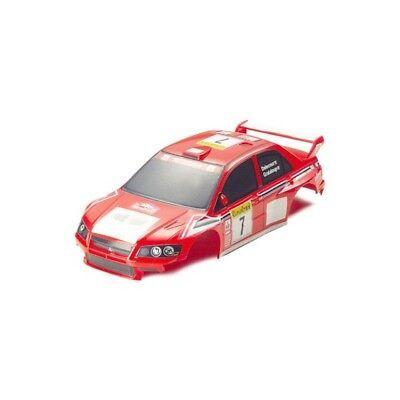 Tamiya R/C Mini 4WD Mitsubishi Lancer Evo VII WRC Boby Parts Plastic #15306 (Mini 4wd Parts)