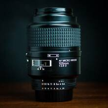 NIKON 105mm F2.8 AF-D Micro Nikkor ***SOLD*** Guyra Guyra Area Preview