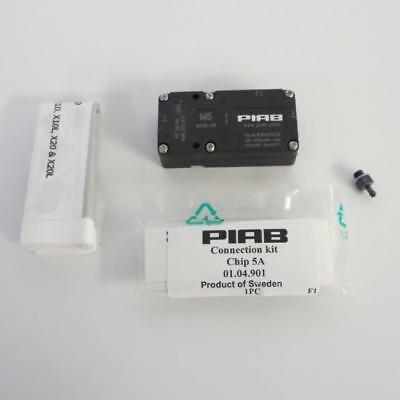 Piab M5a6-an Vacuum Pump Mini M5 A Nbr