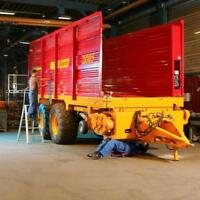 Experienced Mechanic for Agricultural Equipment Needed