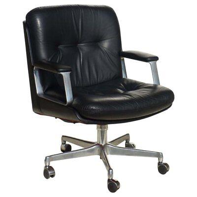 - P128 by Osvaldo Borsani for Tecno Italian Design Office Chair
