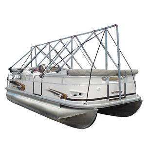 Navigloo Pontoon Boat Cover System