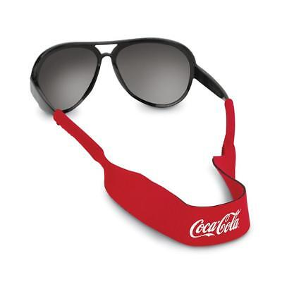Coca Cola Cushioned Sport Strap Sunglasses Glasses   Brand New Free Shipping