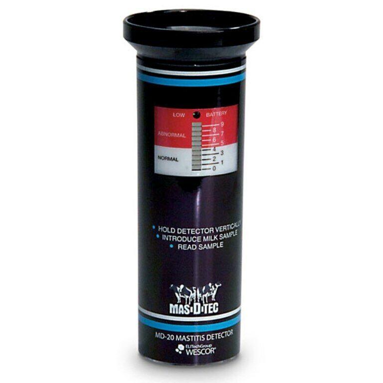 Mastitis Detector Mas-D-Tec Dairy Cattle Mastitis Waterproof Quick Portable