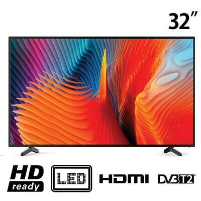 TV 32 Pollici LED Televisore Bolva HD Ready DVB T2/ HDMI USB CI+ S-3266 HD ITA
