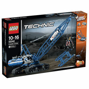 Brand New Lego Technic Crawler Crane 42042-Sealed