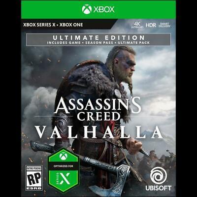 Assassin's Creed Valhalla STANDARD EDITION Xbox One/X/S (leggi descrizione)
