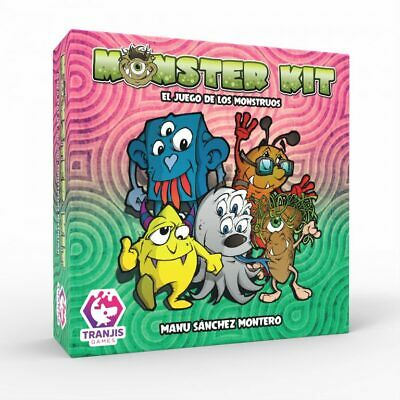 Tranjis Games - Monster Kit - NUEVO