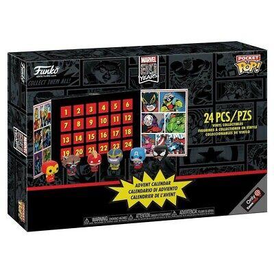 Marvel 80th Anniversary Funko POP! Advent Calendar Countdown to Christmas 24pc