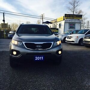 2011 Kia Sorento PRE-OWNED CERTIFIED LOADED UP  AWD LEATHER ++