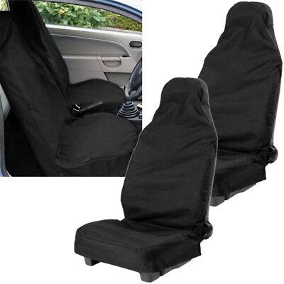 Maypole Universal Heavy Duty Car / Van Front Seat Covers / Protectors Durable