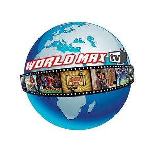 WORLDMAX HD from DIRECT FROM Company(no yearly fees) Morley Bayswater Area Preview