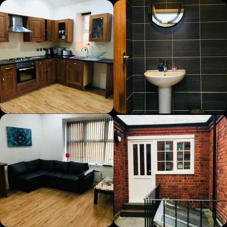 4 LAVISH APARTMENTS TO LET IN THE HEART OF BIRMINGHAM   in ...