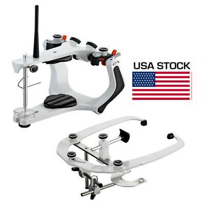 Usa Dental Lab Semi-adjustable Articulator With Standard Face Bow Aluminum Box