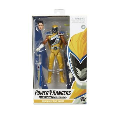 Gold Power Ranger (Power Rangers Dino Charge Gold Ranger 6