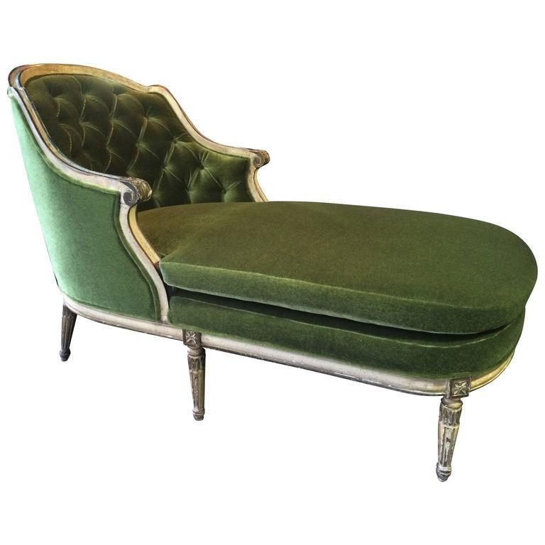 Early 20th Century French Louis XVI Chaise Lounge  sc 1 st  eBay : victorian chaise longue for sale - Sectionals, Sofas & Couches