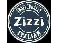 Restaurant General Manager- Zizzi- Derby Intu