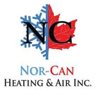 Nor-Can Heating & Air Inc. Great prices on major brands.